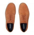 Chaussures Homme Timberland Brook Park Light Oxford - Marron Suède