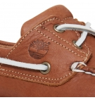 Chaussures Bateau Homme Timberland Classic Boat 2-Eye Boat Shoe - Marron full grain