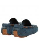 Chaussures Homme Timberland Heritage Driver Venetian - Navy nubuck