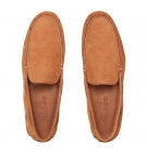 Chaussures Homme Timberland Heritage Driver Venetian - Marron nubuck