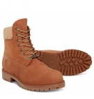 Boots Homme Timberland Icon 6-inch Waterproof Premium Boot - Marron nubuck