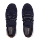 Chaussures Homme Timberland Flyroam Go Knit Oxford - Navy Tissu Jacquard