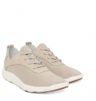 Chaussures Homme Timberland Flyroam fabric And Leather Oxford - Taupe nubuck