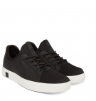 Chaussures Homme Timberland Amherst Leather Lace To Toe - Noir full grain