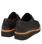Chaussures Femme Timberland Ellis Street Oxford - Noir