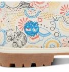 Boots Femme Timberland Icon 6-inch Waterproof Premium Boot - Motif à fleurs
