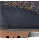Boots Femme Timberland Icon 6-inch Waterproof Premium Boot - Bleu marine nubuck