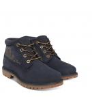 Boots Femme Timberland Nellie Chukka Double Waterproof Boot - Bleu marine motifs