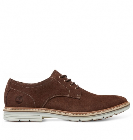 Chaussures Homme Timberland Naples Trail Oxford - Marron foncé