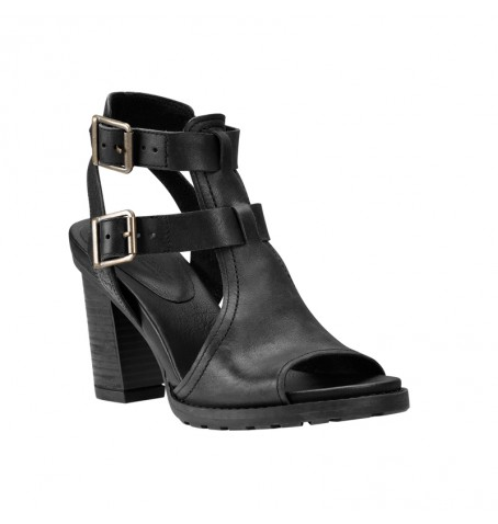Timberland A13WJ - Stratham Heights Double Buckle Sandal Femme