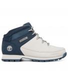 Chaussures Homme Timberland Euro Sprint Hiker - Blanc nubuck