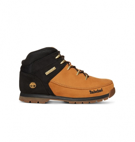 Timberland Euro Sprint Mid Hiker Homme A21D6 Wheat
