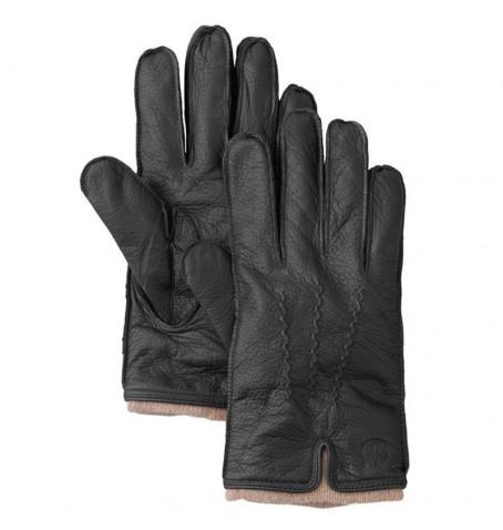 Timberland J1011 - Gants en cuir et cachemire Homme