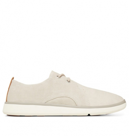 Chaussures Homme Timberland Gateway Pier Oxford - Taupe canvas