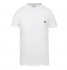 T-Shirt Homme Timberland SS Dunstan River Crew - Coupe Slim