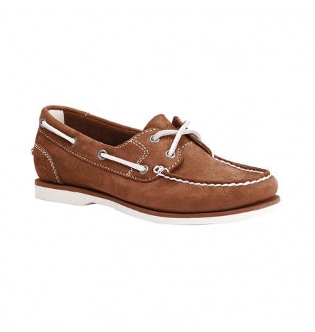 Timberland 8247R - Classic Boat Unlined Femme