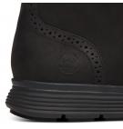 Chaussures Homme Timberland Franklin Park WP Chukka - Noir nubuck