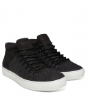 Chaussures Homme Timberland Adv 2.0 Cupsole Fabric Leather Alpine Chukka - Noir