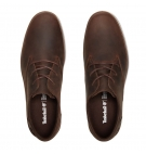 Chaussures Homme Timberland Bradstreet Plain Toe Oxford - Marron foncé