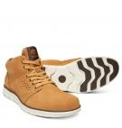 Chaussures Homme Timberland Bradstreet Half Cab - Wheat nubuck