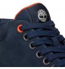 Chaussures Homme Timberland Bradstreet Chukka Leather - Bleu marine