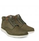 Chaussures Homme Timberland Bradstreet Chukka Leather - Vert foncé