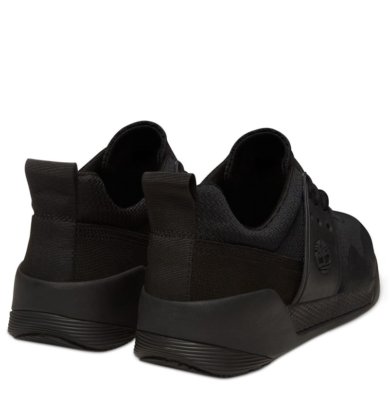e56ab78ff83 Timberland Kiri Up Knit Oxford - A1RY3 - Sneakers noires