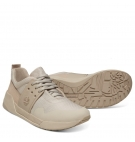Chaussures Femme Timberland Kiri Up Knit Oxford - Beige clair
