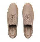 Chaussures Femme Timberland Ellis Street Oxford - Gris nubuck