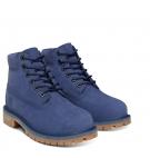 Boots Enfant Timberland Icon 6-inch Premium WP  Boot - Bleu foncé nubuck