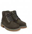 Boots Junior Timberland Icon 6-inch Premium WP Boot - Gris foncé