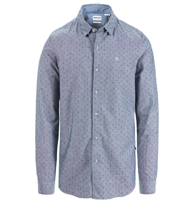 chemisette homme timberland