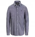 Chemise Homme Timberland LS Milford Solid Oxford - Coupe Slim