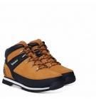 Chaussures Enfant Timberland Euro Sprint Hiker - Jaune blé et noir