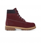 Boots Junior Timberland Icon 6-inch Premium WP Boot - Bordeaux