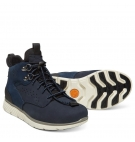 Chaussures Enfant Timberland Killington Hiker Chukka - Bleu nubuck