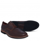 Chaussures Homme Timberland Brook Park Oxford - Cuir Marron