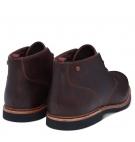 Chaussures Homme Timberland Brook Park Chukka - Cuir marron