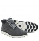 Chaussures Homme Timberland Bradstreet Chukka - Cuir Gris