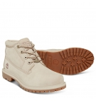 Boots Femme Timberland Nellie Chukka Double WP Boot - Taupe nubuck