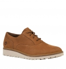 Chaussures Femme Timberland Ellis Street Oxford - Rouille nubuck