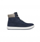 Chaussures Junior Timberland Davis Square 6-inch Boot - Bleu marine