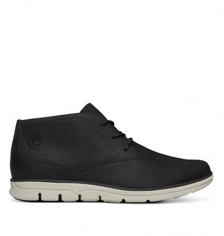 Chaussures Homme Timberland Bradstreet Plain Toe Chukka - Gris foncé
