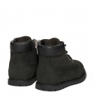 Chaussures Petit Enfant Pokey Pine 6-inch Boot With Side Zip - Noir