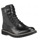 Boots Homme Timberland Britton Hill 6-inch Warm Lined Boot - Noir