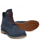 Boots Homme Timberland Icon 6-inch Premium Boot - Bleu marine
