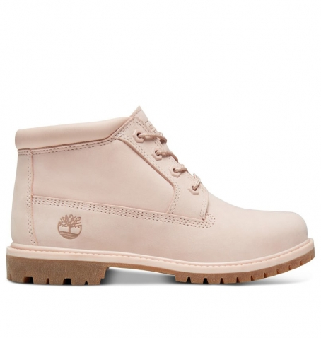 Boots Femme Timberland Nellie Chukka Double WP Boot - Rose nubuck