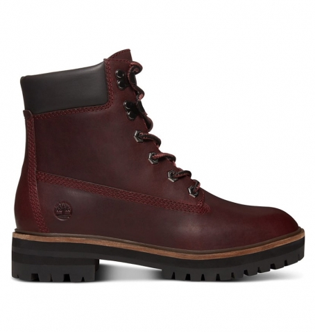London A1rcs Timberland 6 Square Bordeaux Inch Boot Rwp4dZxqpB