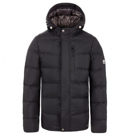 15b5b6f5f7859 Manteau Homme Timberland Goose Eye Mountain Jacket - Noir