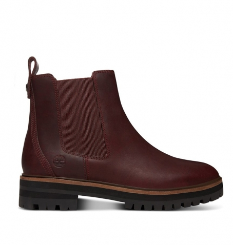 timberland bordeaux homme